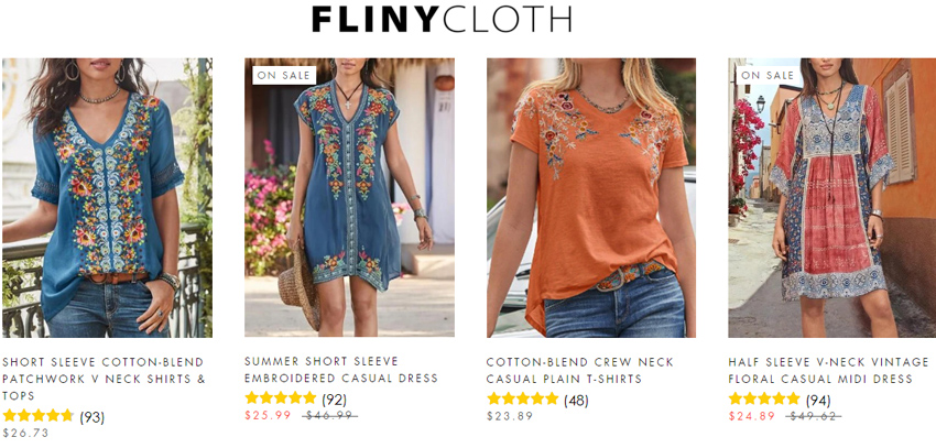 What is Flinycloth