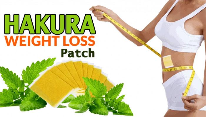 hakura weight loss patch